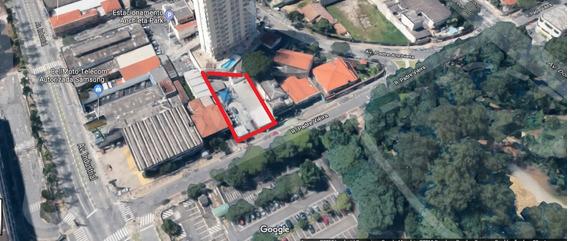 Terreno 770m Bairro Jardim - Santo André - Pq. Celso Daniel