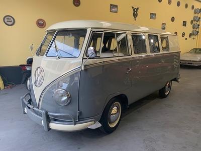 Kombi 1200 1959 Placa Preta