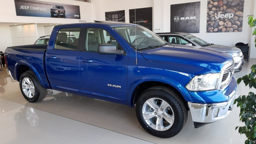 Ram 1500 Laramie 5.7l At6 Awd