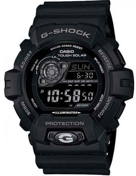 Relógio Casio G-shock Gr-8900a-1dr *tough Solar
