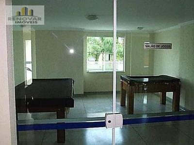 Apartamento Residencial Para Locação, Alto Ipiranga, Mogi Das Cruzes - . - Ap0636