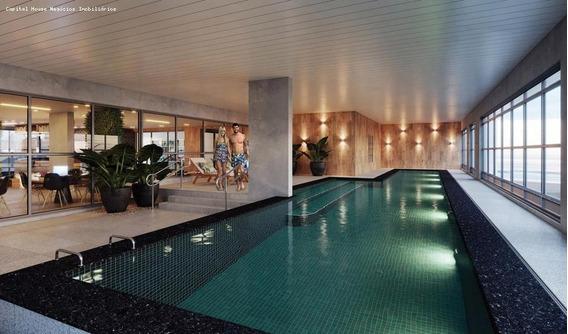 Studio Para Venda Em São Paulo, Indianópolis, 1 Dormitório, 1 Banheiro, 1 Vaga - Cap3055_1-1374518