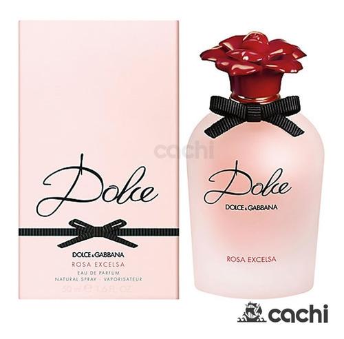 Imagen 1 de 3 de Perfume Dolce Rosa Excelsa 50ml Dolce & Gabbana Original