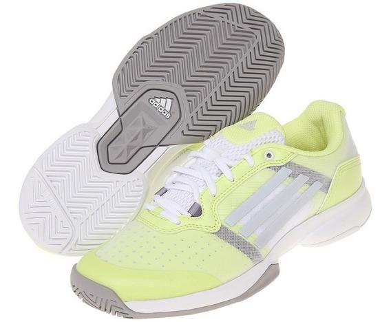 Tenis adidas Original Sonic Court W B23088 Original Env Gra