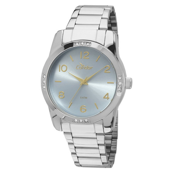 Relógio Condor Feminino Co2035koj/3z C/ Garantia E Nf