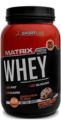 Whey Matrix 2 Lb - Proteina Mezcla