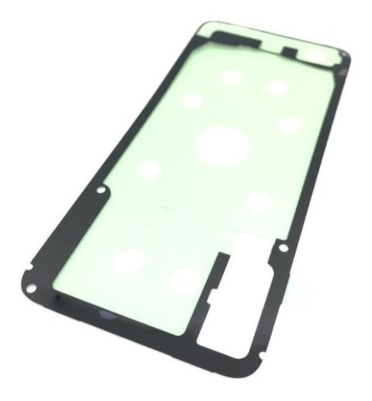 Adhesivo De Tapa Trasera Samsung A50 A505g Nuevo Original