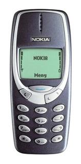 Celular Nokia 3310 Gsm Mobile Bloqueado Tim + Garantia