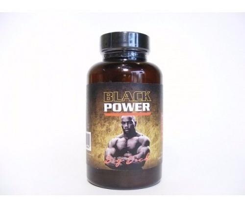 Potenciador Sexual Black Power