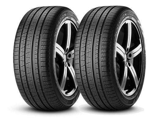 Kit 2 Pirelli Scorpion Verde All Season 225/55 R18 Cuotas