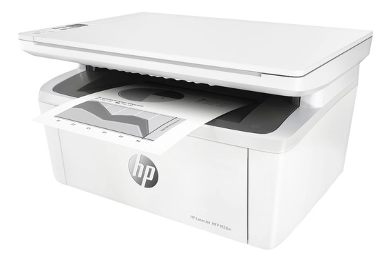 Impresora Multifuncional Hp M28w Pro Nueva Bagc