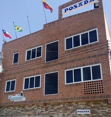 Posada La Cabaña En Higuerote (18 Habitaciones Y 2 Pisos)