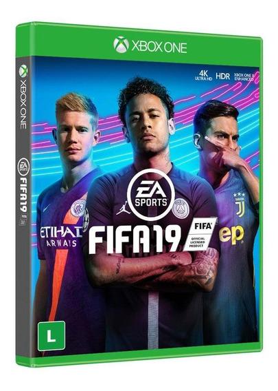 Jogo Xbox One - Fifa 19 - Ea Sports