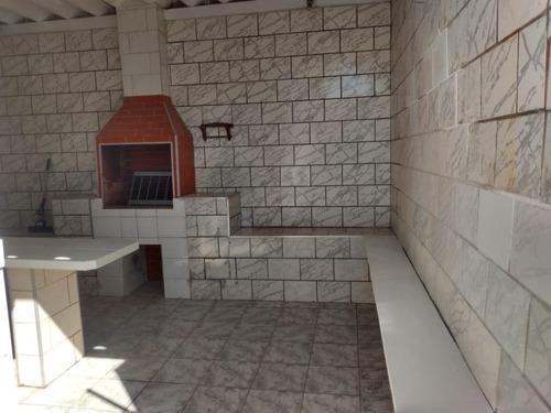 Casa À Venda, 60 M² Por R$ 270.000,00 - Vila Assunção - Praia Grande/sp - Ca0385