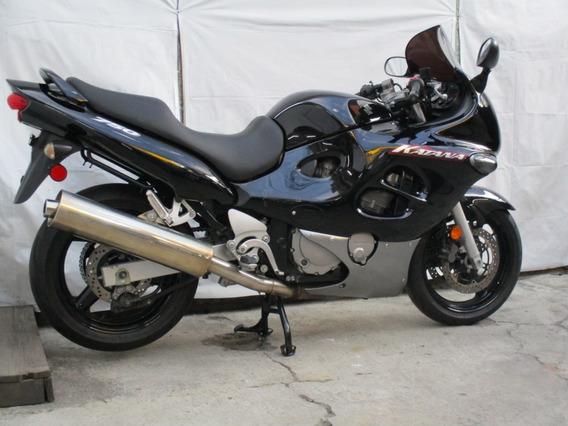 Suzuki Katana Gsx 750