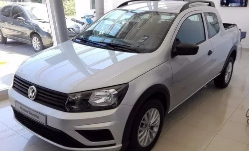 Nueva Volkswagen Saveiro Highline 2020 Cabina Doble 0km #a7