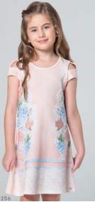 Vestido Estampado Flores Petit Cherie 10.13.31256