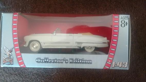 Miniatura Cadillac Coupe De Ville (1949) Escala 1:43