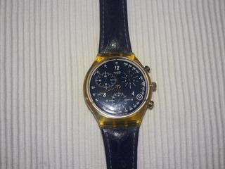 Swatch -aqua Chrono - 1997