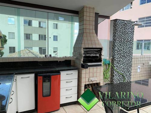 Imagem 1 de 15 de Ótima Cobertura Tipo Casa No Alto Caiçaras - 3030