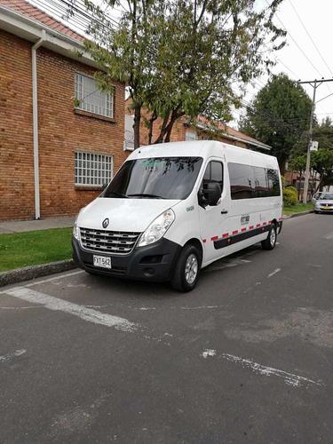Autobuses Microbuses Renault Nuevo Master Modelo 2020