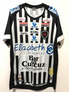 Camisa Botafogo Pb 2019 João Pessoa Pb