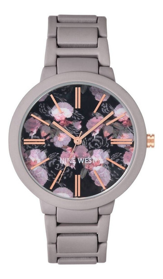 Reloj Nine West Para Mujer Modelo: Nw2096bkgy Envio Gratis
