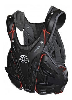 Pechera Troy Lee Designs Bg5900 Chest Protector Black