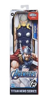 Avengers - Muñeco Titan Hero - Thor - Hasbro - Art. E.full