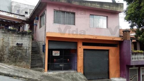 Terreno/casas  A Venda Em Bandeiras  -  Osasco - 37213