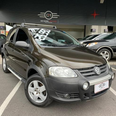 Volkswagen Crossfox 1.6 (flex) Flex Manual