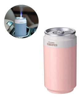 Umidificador De Ar Eletrico Ultrassonico Mini Led Usb Aroma