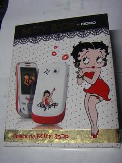 Celular Betty Boop Con Pila Nokia
