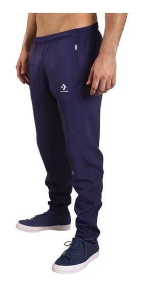Pantalon Converse Pantalon Corey Pants Blue - D1525807