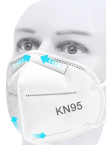Respirador Mascara Tapaboca Ref: Kn95 Invima + Regalo