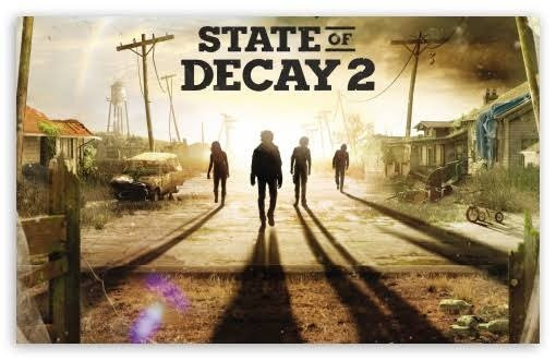State Of Decay 2 Suprema Joga Online Todas As Dlcs + Brinde