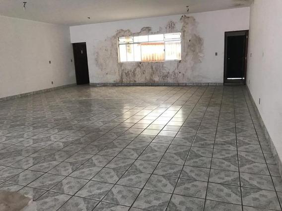 Salão Para Alugar, 180 M² - Fundação - São Caetano Do Sul/sp - Sl1299