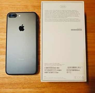 iPhone 7plus 32gb Desbloqueado Preto Mate