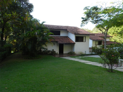 Casa Residencial À Venda, Granja Viana, Residence Park, Cotia - Condominio Fechado. - Ca9548