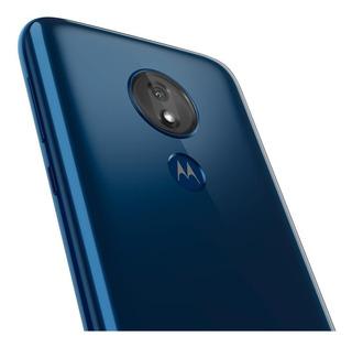 Smartphone Moto G7 Power Xt1955-1 Azul Navy Tela 6.2 32gb