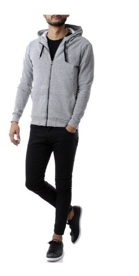 Campera Canguro Frisa Con Capucha | No End (34400)