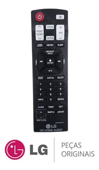 Controle Mini System LG Cm9740 / Cm9940 Novo Original