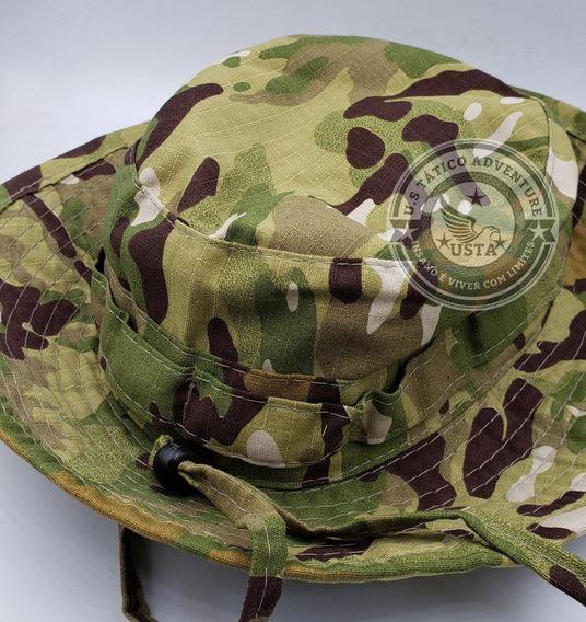 Boonie Hat Chapéu Modelo Usa Camo Multicam