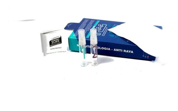 Spray Protector Invisible Nano4life Anti Raya Lentes Vidrio