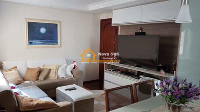 Apto 2 Dorms,1 Vaga, Radialista, B.s.josé Scs $300mil Cod: 635 - V635