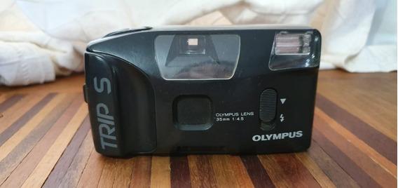 Máquina Fotográfica Olympus Trip S
