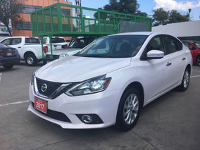Nissan Sentra 1.8 Advance Automatico 2017