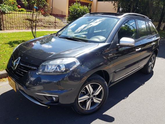 Renault Koleos Bose At Techo Cuero