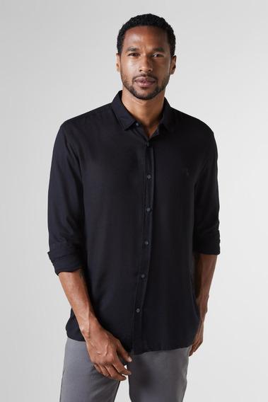 Camisa Viscose Flame Reserva