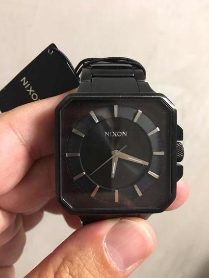 Relógio Nixon The Platform All Black *único No Ml